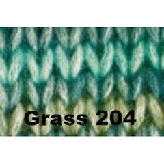 Katia Cotton Merino Plus Yarn Grass 204 - 3