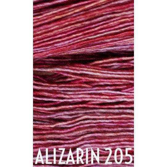 MadelineTosh Twist Light Yarn Alizarin 205 - 8