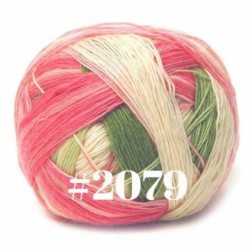 Paradise Fibers Yarn Schoppel-Wolle Zauberball Lace Ball Yarn 2079 - 8