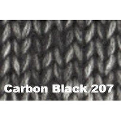 Katia Cotton Merino Plus Yarn Carbon Black 207 - 5