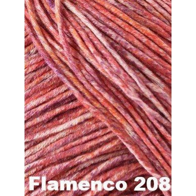 Louisa Harding Azalea Yarn Flaminco 208 - 5