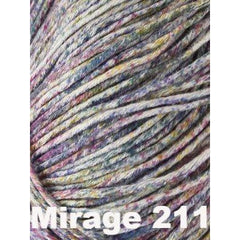 Paradise Fibers Yarn Louisa Harding Azalea Yarn Mirage 211 - 14
