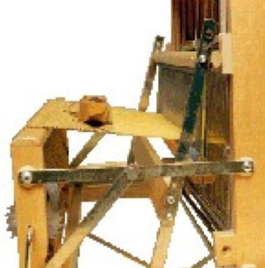 "LeClerc Swinging Beater for the Voyageur 24"" Table Loom-Loom Accessory-Paradise Fibers"