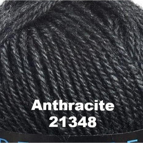 Bergere de France Baronval Yarn Anthracite 21348 - 3