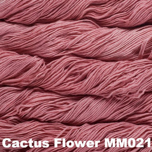 Malabrigo Worsted Yarn Semi-Solids-Yarn-Cactus Flower MM021-