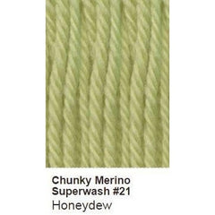 Ella Rae Chunky Merino Superwash Yarn 21 Honeydew - 22