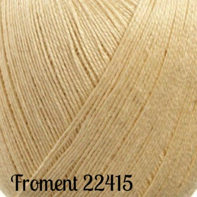 Bergere de France Coton A Tricoter Yarn Froment 22415 - 3