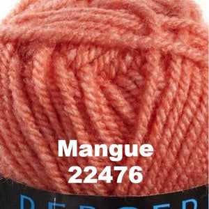 Bergere de France Baltic Yarn-Yarn-Mangue 22476-