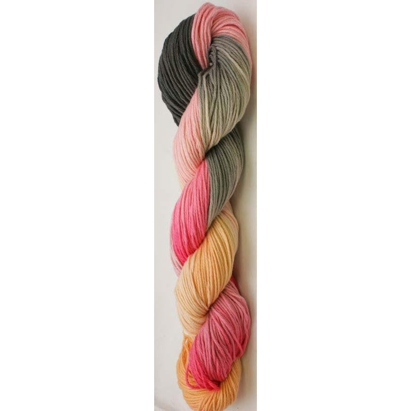 Trendsetter Yarns- Autumn Wind Print Yarn Pink Flamingo 22 - 19