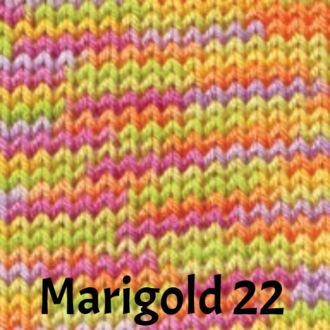 Ella Rae Cozy Soft Prints Yarn Marigold 22 - 19