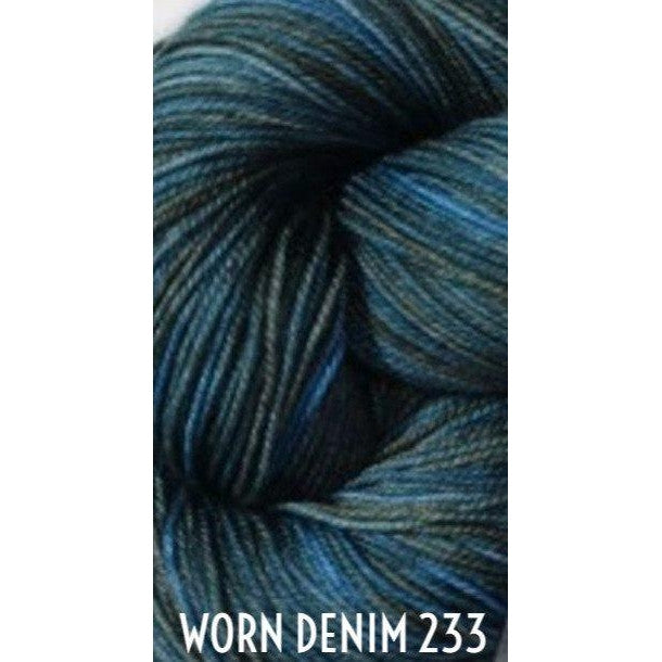 MadelineTosh Twist Light Yarn Worn Denim 233 - 10
