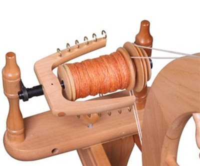 Paradise Fibers Spinning Wheel Ashford Traditional Spinning Wheel  - 2
