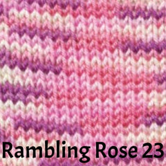 Ella Rae Cozy Soft Prints Yarn Rambling Rose 23 - 20