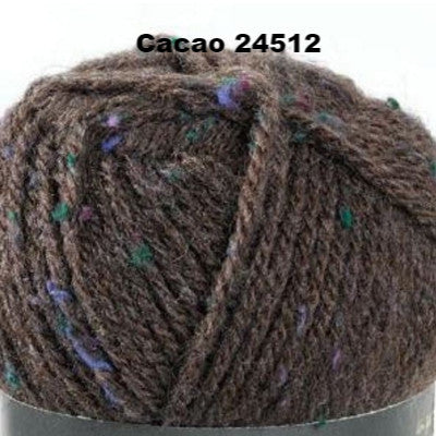 Bergere de France Chinaillon Yarn Cacao 24512 - 5