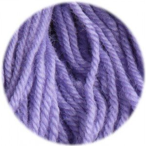 Paradise Fibers Clearance Wool Pak New Zealand Wool Yarn- 10 PLY Lavender - 2