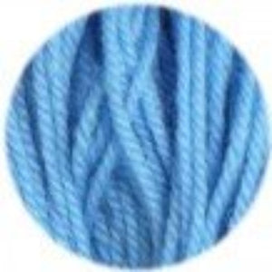 Paradise Fibers Clearance Wool Pak New Zealand Wool Yarn- 14 PLY Picton Blue - 8