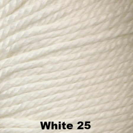 Debbie Bliss Cashmerino Aran Yarn White 25 - 5