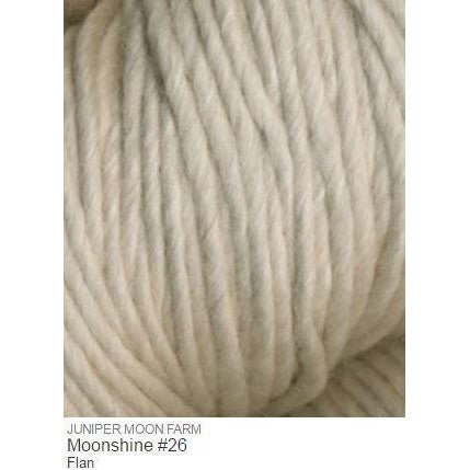 Juniper Moon Farm- Moonshine Yarn Flan # 26 - 27