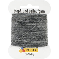 Regia Darning Thread Dark Grey - 3