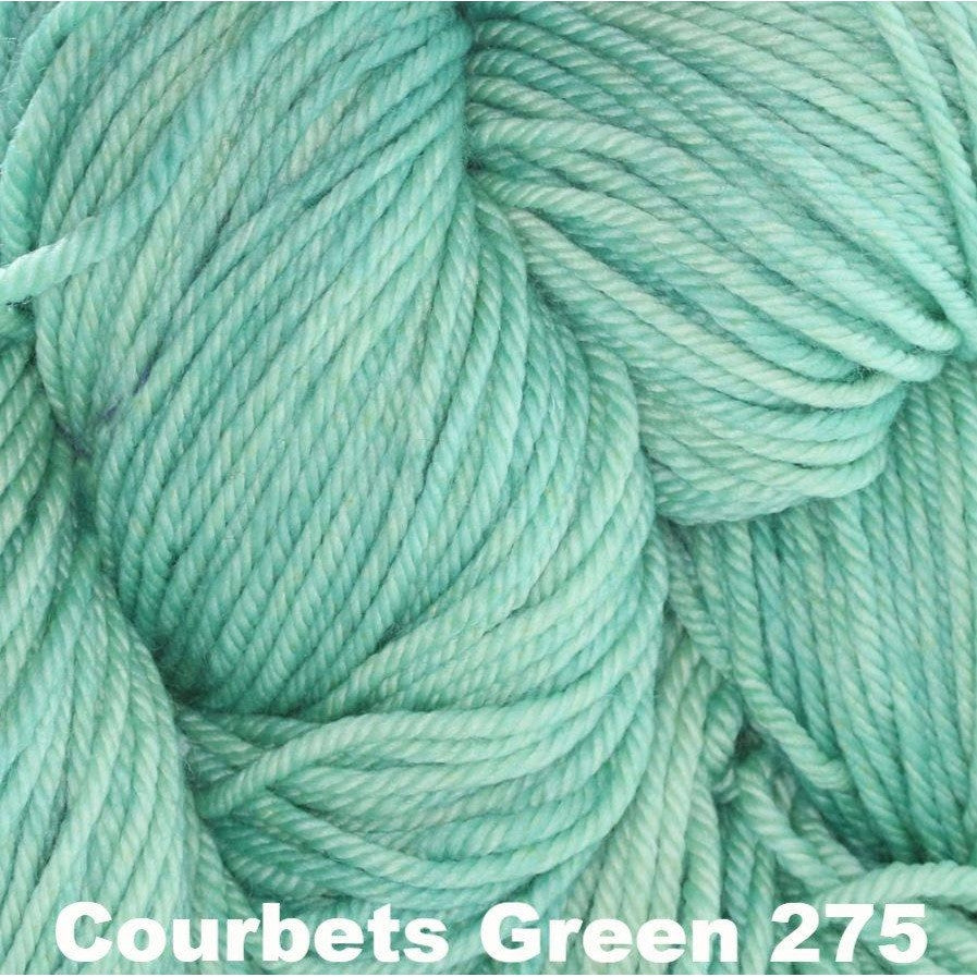 Madelinetosh Tosh DK Yarn Courbets Green 275 (DISCONTINUED) - 37