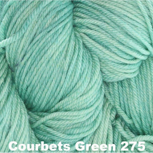 Madelinetosh Tosh DK Yarn-Yarn-Courbets Green 275 (DISCONTINUED)-