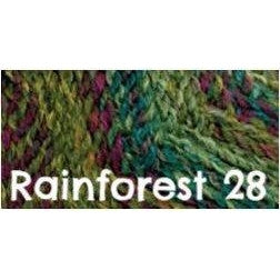 James C. Brett Marble Chunky Yarn Rainforest 28 - 16