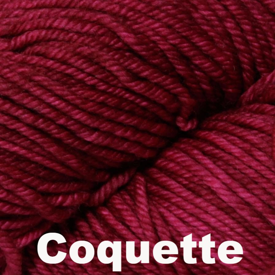 Madelinetosh Tosh DK Yarn Coquette 282 (DISCONTINUED) - 41