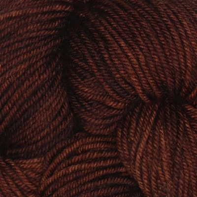 Madelinetosh Tosh Vintage Yarn Log Cabin Brown 285 - 22