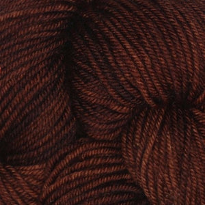 Madelinetosh Tosh Vintage Yarn-Yarn-Log Cabin Brown 285-