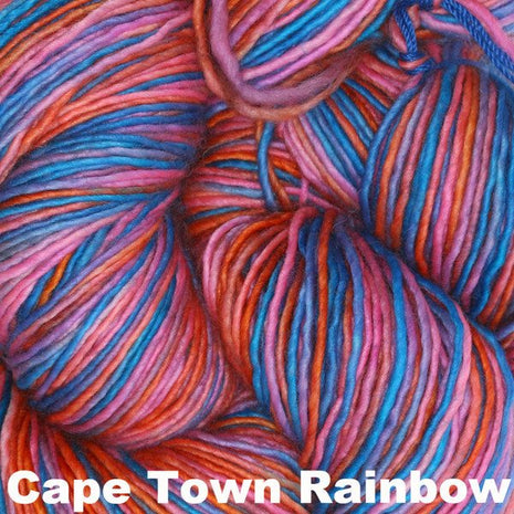 Madelinetosh Tosh DK Yarn Cape Town Rainbow 288 (DISCONTINUED) - 46