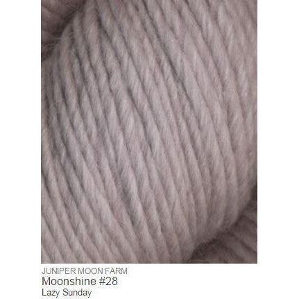 Juniper Moon Farm- Moonshine Yarn Lazy Sunday #28 - 29