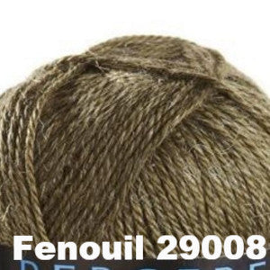 Bergere de France Cabourg Yarn Fenouil 29008 - 11