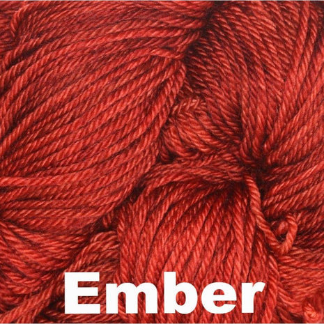 Madelinetosh Tosh DK Yarn Red Phoenix 287 (DISCONTINUED) - 47