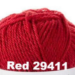 Bergere de France Cachemire Yarn Red 29411 - 4