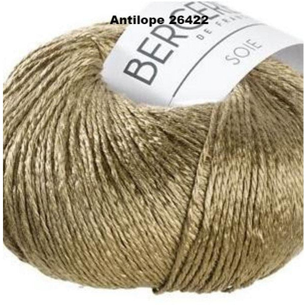 Bergere de France Soie Yarn Antilope 29422 - 3