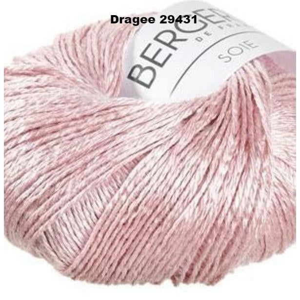Bergere de France Soie Yarn Dragee 29431 - 5