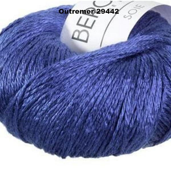 Bergere de France Soie Yarn Outremer 29442 - 8
