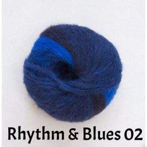 Conway+Bliss Elektra Yarn Rhythm & Blues 02 - 4