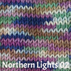 Ella Rae Cozy Soft Prints Yarn Northern Lights 02 - 3