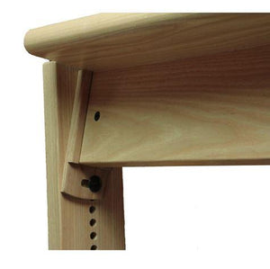 Louet Bench for Delta/Megado Looms and Tilting Kit-Loom Accessory-Tilting Kit-