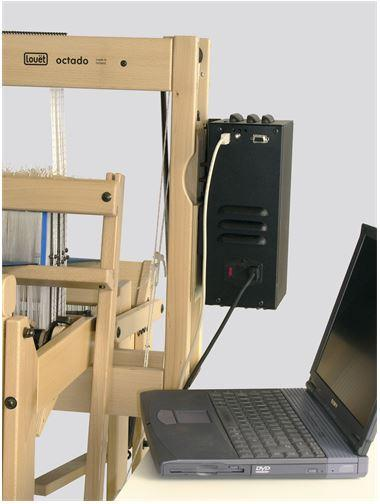 Louet Octado Looms - Electronic Loom Interface