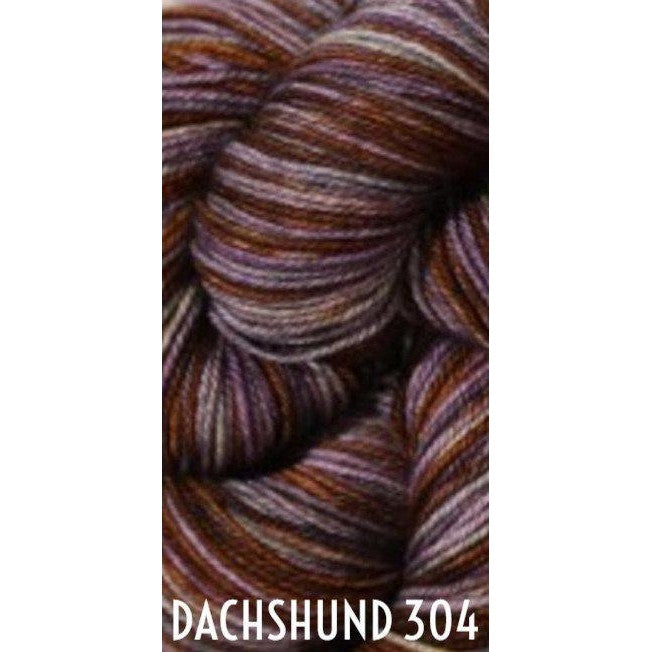 Paradise Fibers Yarn MadelineTosh Twist Light Yarn Dachshund 304 - 21