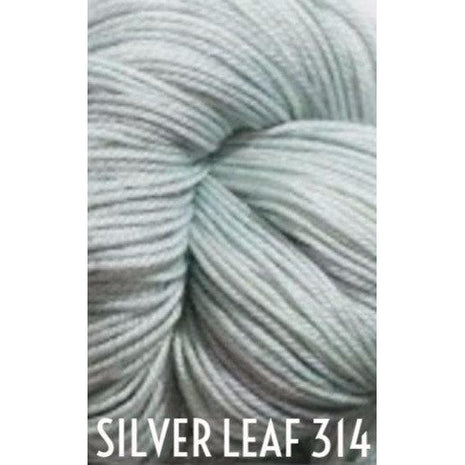 Paradise Fibers Yarn MadelineTosh Twist Light Yarn Silver Leaf 314 - 25