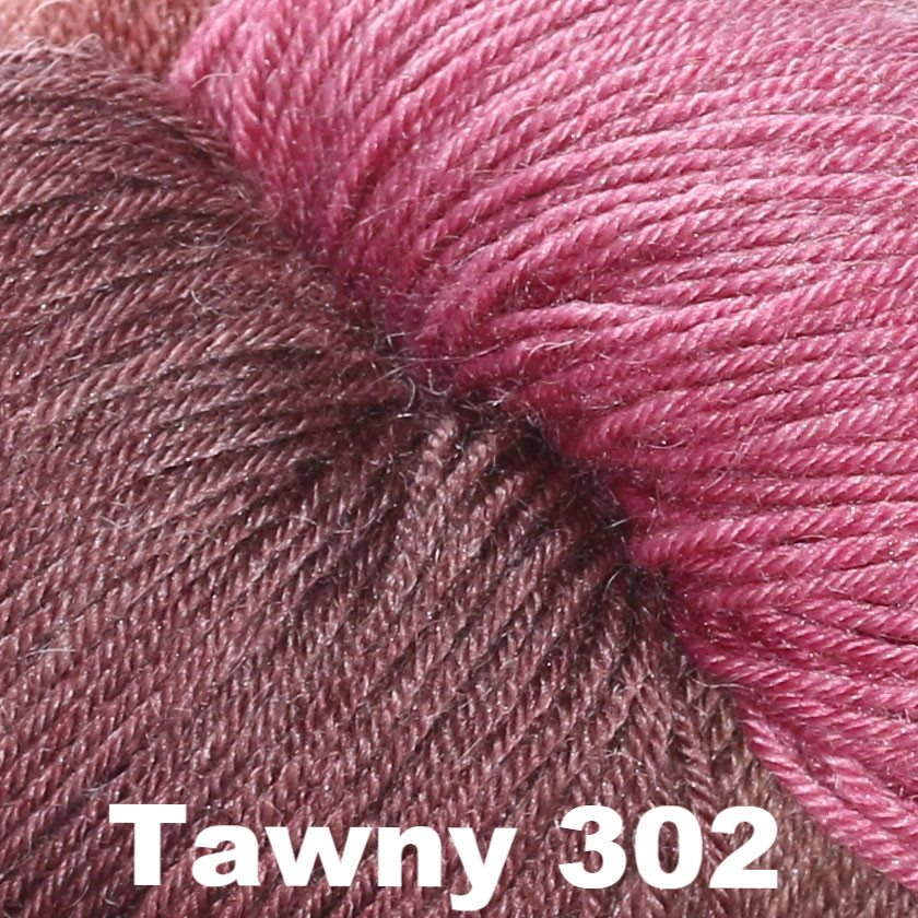 Paradise Fibers Yarn Rowan Fine Art Sock Yarn Tawny 302 - 5