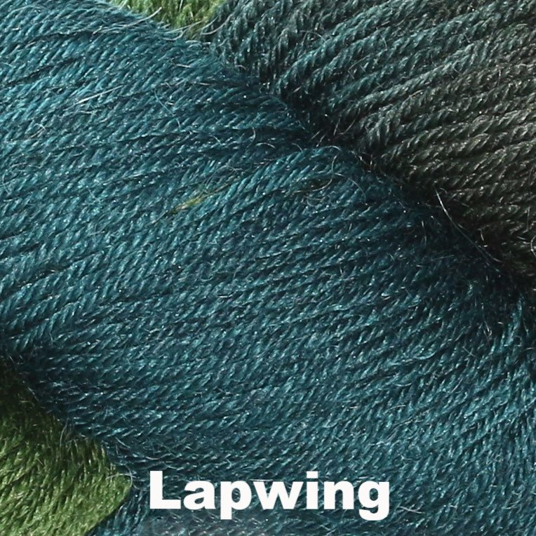 Paradise Fibers Yarn Rowan Fine Art Sock Yarn Lapwing 306 - 2