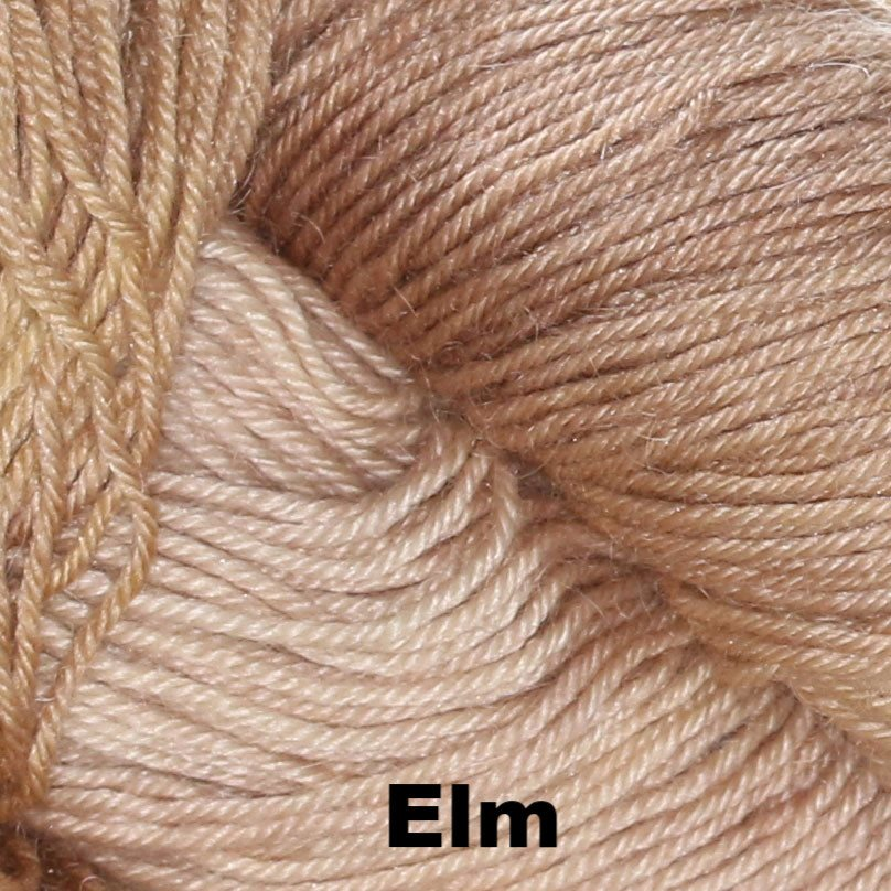 Paradise Fibers Yarn Rowan Fine Art Sock Yarn Elm 309 - 9