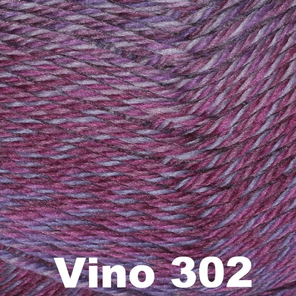 Cascade Pacific Color Wave Yarn Vino 302 - 5