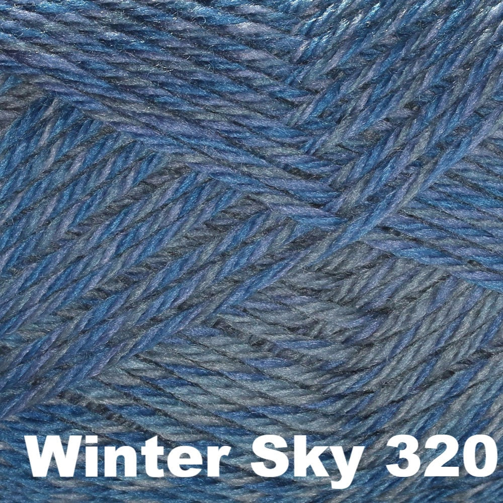 Cascade Pacific Color Wave Yarn Winter Sky 320 - 2