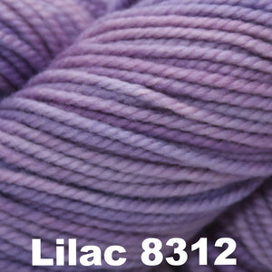 Kollage Happiness Worsted Yarn Lilac 8312 - 3
