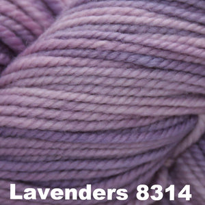 Kollage Happiness Worsted Yarn Lavenders 8314 - 7